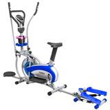 Bicicleta Estatica Gymtech Et-8.2tam C/twister, Es