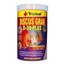 Ração Tropical D-50 Plus 440 Gramas + Worm Destroyer 500 Ml