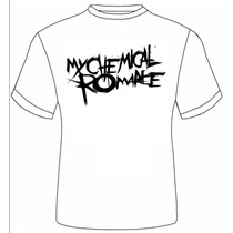 Camiseta My Chemical Romance