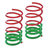 Kit 2 Espiral Resorte Progresivo Delantero Fiat Duna Uno