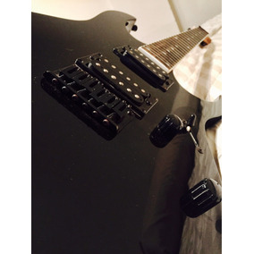 Guitarra Ibanez Gio Grg 722 Bkn + Estuche De Pana