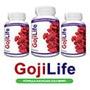 Goji Life 2 Potes Formula Avançada Gojiberry 100% Original