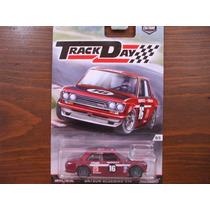 Hot Wheels Track Day 5/5 Datsun Bluebird 510