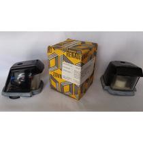 Lampara Luz De Placa Original Renault 12 Ts Refacciones Par