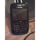 Blackberry 8520 Para Claro Con Cable Usb Como Nuevo