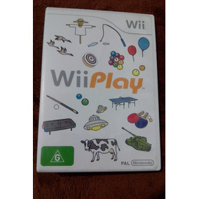 Jogo Wii Play Pal Completo Frete 10,00