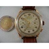 Cronografo De Oro 18 K