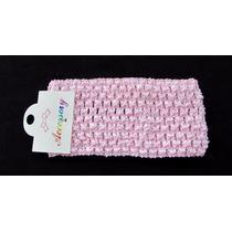 Faixa De Croche Unitário, Para Montagem Revenda Tiara Reig