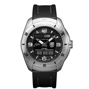 Luminox A.5241.xs Space Xcor Titanio Analogo Digit Diego Vez