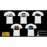 Camisetas Carros (clio, Aveo, Swift)