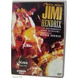Jimi Hendrix Live Performances Dvd Original Novo Lacrado