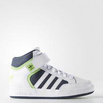Zapatillas Adidas Varial Mid J Niños - Sagat Deportes- B2743