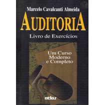 Auditoria Livro De Exercícios, Marcelo Cavalcanti Almeida