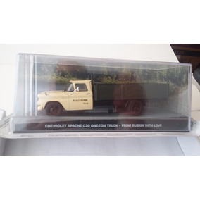 1:43 Chevrolet Apache C30 One-ton Truck James Bond 007 1/43