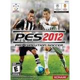 Pes - 2012 - Pro Evolution Soccer - Konami - Pc / Dvd