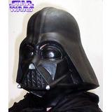 Darth Vader Mask Latex Casco! Star Wars, Maul, Sidius, Yoda