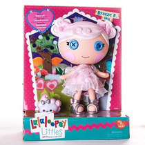 Lalaloopsy Breeze E Sky Angel Muñeca Coleccion Little