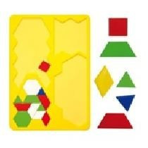 Patron Geometrico Material Didactico