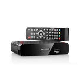 Conversor E Gravador De Tv Digital Multilaser Re207