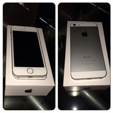 Iphone 5s Plateado