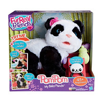 Pom Pom Mi Bebé Panda Oso Fur Real Friends