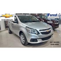 Chevrolet Agile 1.4 Ls 0km 2017 Super Bonificado!!!! Lm #5
