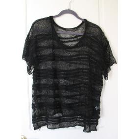 Chaleco Umbrale - Sweater Negro