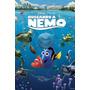 Poster Original Cine Disney / Buscando A Nemo (en 3d)