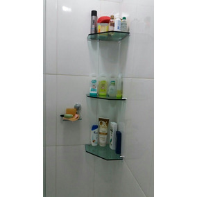 Cantoneira De Vidro Para Banheiro