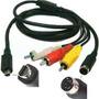 Cable Tv/av Audio Video Sony Vmc-15fs Sx43e Dcr-sx43 Dcrsx43