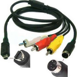 Cable Tv/av Audio Video Filmadoras Sony Vmc-15fs Dcr-dvd201