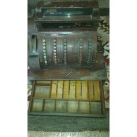Caja Registradora National Antigua
