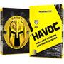 Havoc - Pré-treino - 66 Packs - Neonutri - Frete Gràtis!