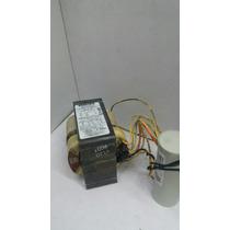 2pz Balastra Aditivos Metalicos 400w Linea 110/220v Phillips
