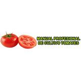 Manual De Cultivo De Tomate +control De Plagas Y Enfermedads
