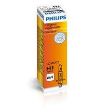 Lampada Philips Std H1 Volvo C70 2.3 98 A 02 Farol De Milha