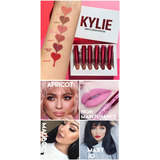 Labiales Kylie Valentine Edition Set Jenner Lip Kit Matte