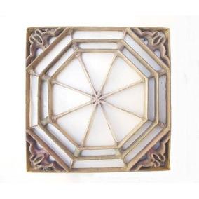 Molde Art Deco P/fabricar Cerámicos Mosaicos Y Baldosas #166