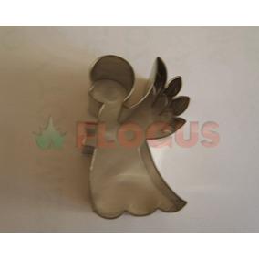 Cortante Molde Angel Angelito Flogus Porcelana Galletita