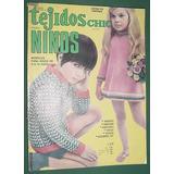 Revista Temporada Tejidos Chic Para Niños Sin Moldes