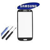 Tela Vidro Samsung Galaxy S3 Mini I8190 + Serviço De Troca