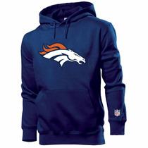 Blusa Moleton Denver Broncos - Mega Promoção