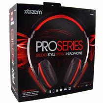 Xtraem H2000 Auricular Del Estudio De La Serie Styl