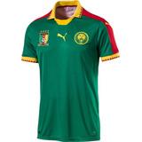 Camisa Dos Camarões Seleção África Time Africano Continente