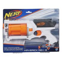Nerf Maverick Rev-6 - Hasbro - Pronta Entrega