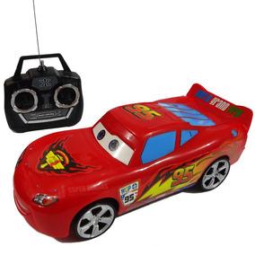 Carrinho Mcqueen Controle Remoto Cars Relampago Promoção