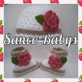 Hermosos Zapatos Y Botas Tejidas De Crochet Para Tu Princesa