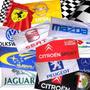 5 Banderas De Autos - Códigos: 58-40-87-83-153