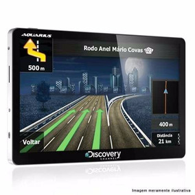 Gps Barato Tv Digital Mp3 Mp4 Tela 5 Discovery Frete Gratis