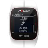 Reloj Gps Con Monitor De Actividad Polar M400 Blanco
